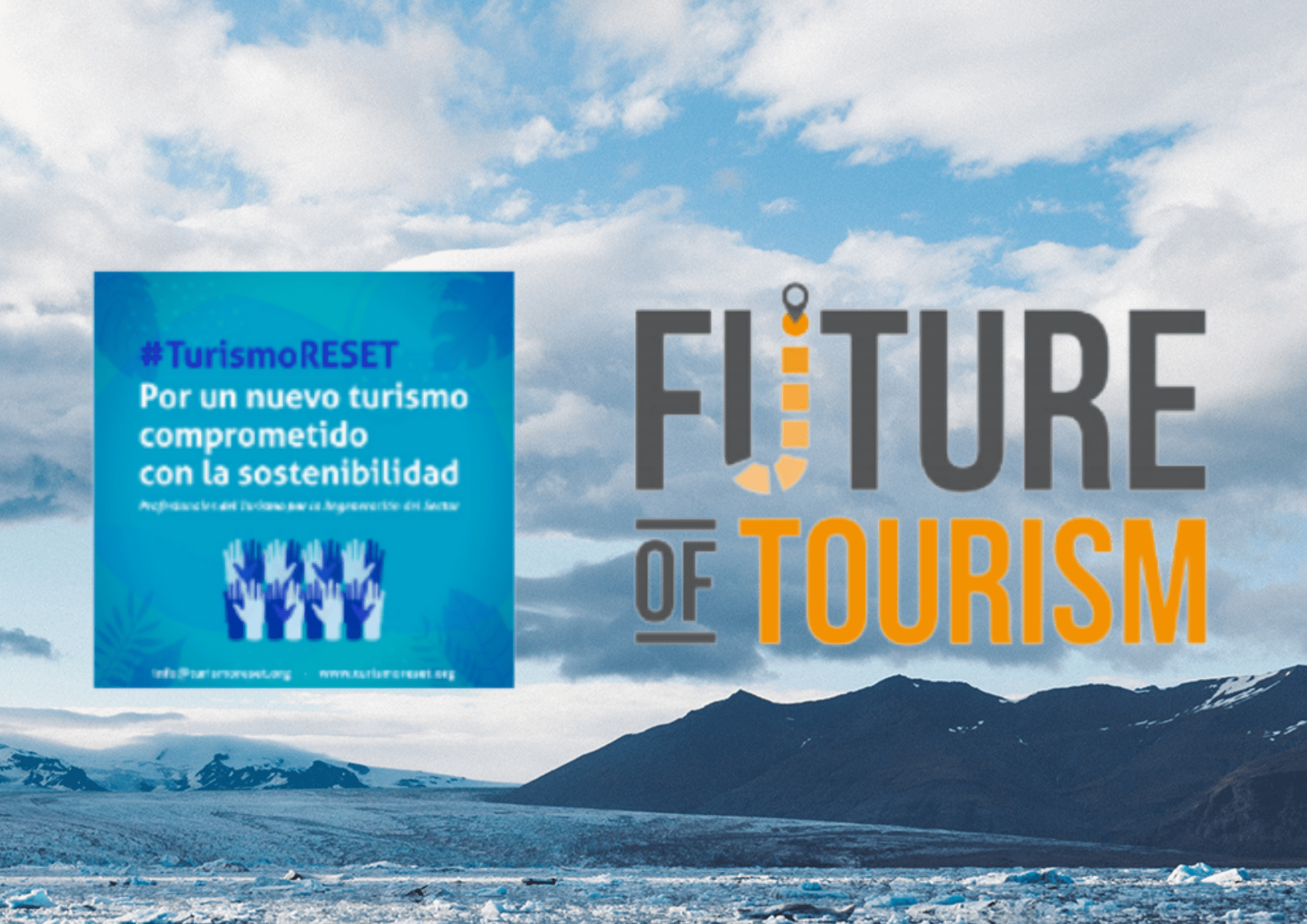 Foto #TurismoRESET y Future of Tourism