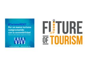 Future of Tourism y #TurismoRESET